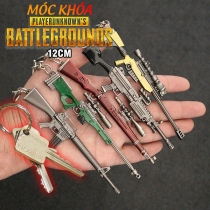 Móc Khóa Mô Hình GAME PUBG Hot Collection 2