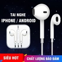TAI NGHE IPHONE ANDROID PC 3.5MM UNIVERSAL P1064